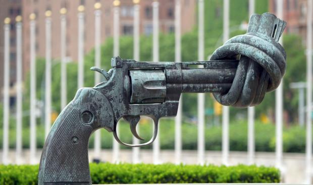 central banks gun