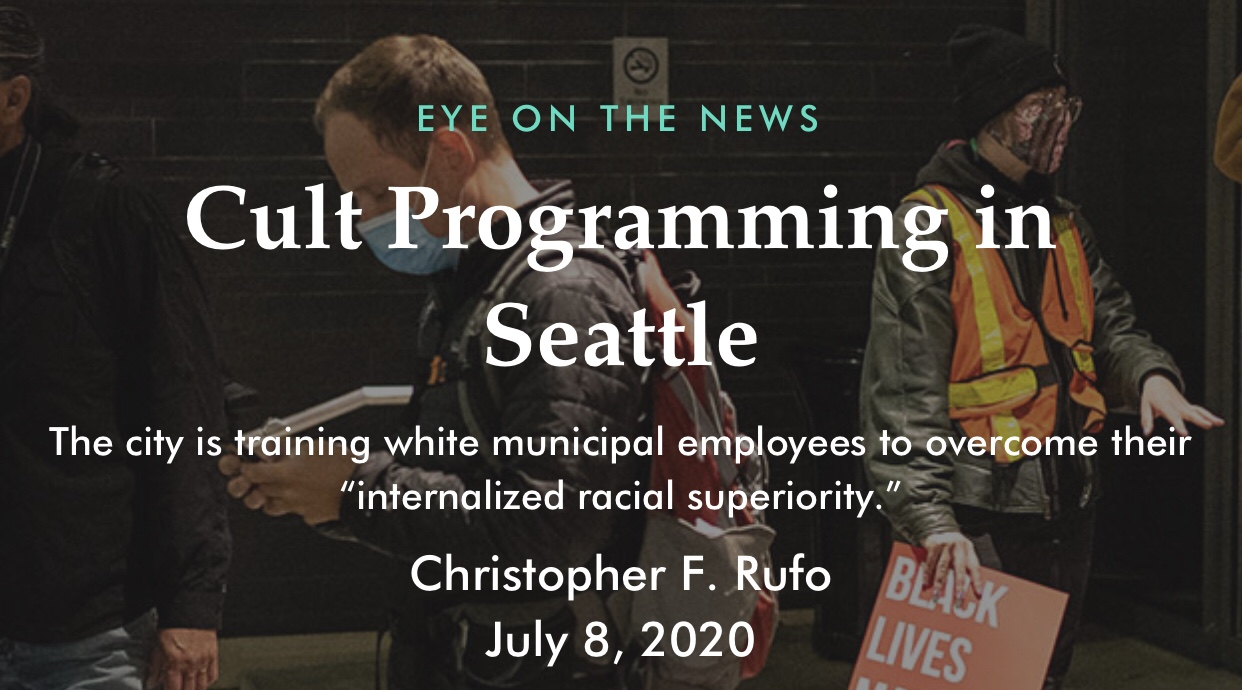 Segregated in Seattle | Fact Not Fiction Media